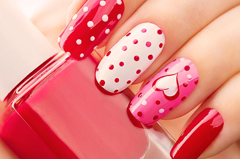 Cute Nail Art Ideas to Try - Nailschick