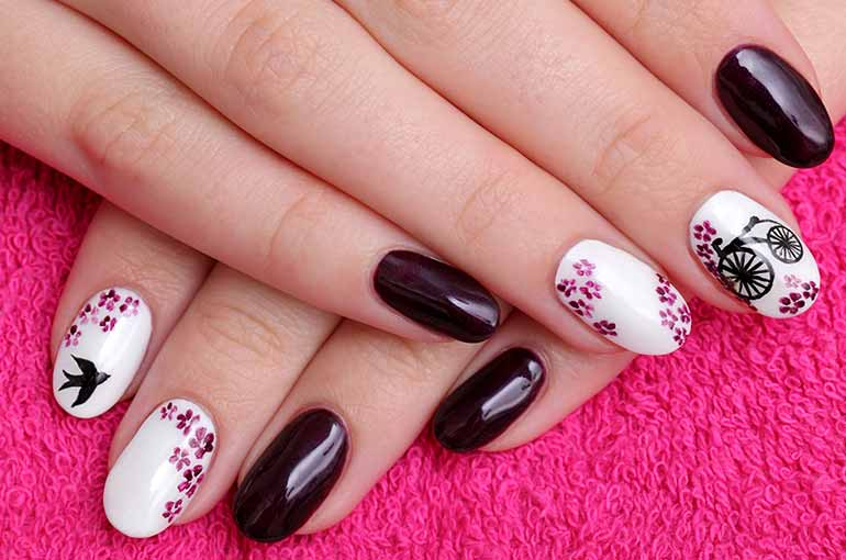 Hot trendy nail art designs that you will love you want something trendy but not just something that everyone else is doing well here are some hot nail art designs prinsesfo Images