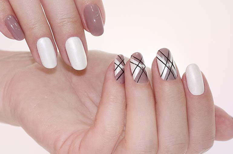 Modern nail art designs that are too cute to resist x marks the spot prinsesfo Choice Image