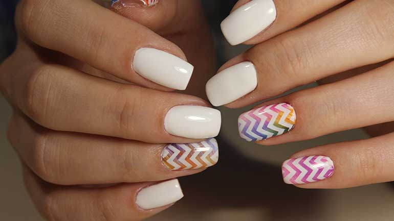 Cool Acrylic Nail Designs to Try - Nailschick